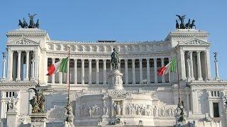 Roma - Vittoriano o Altare della Patria e Museo centrale del Risorgimento