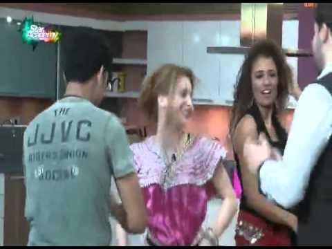 رقص طلاب ستار اكاديمى 10 على مهرجان اسلام فانتا