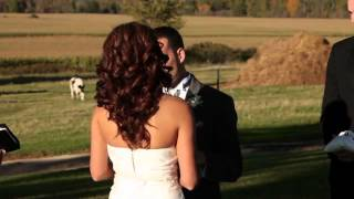Country Barn Wedding at Mulberry Lane Farm