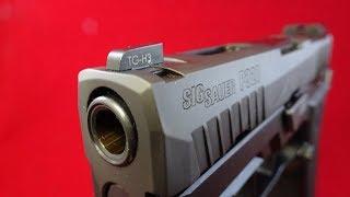Sig Sauer P320 X-Carry - подробный обзор