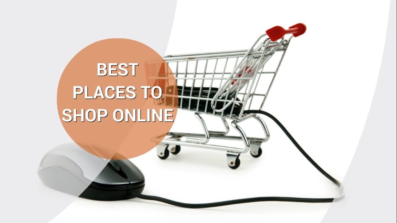 Best places to online shop