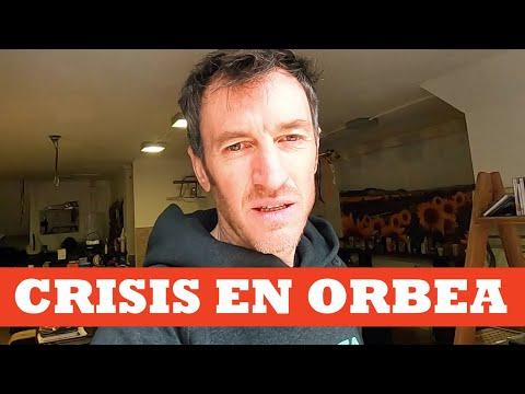 Crisis En Orbea   Ibon Zugasti