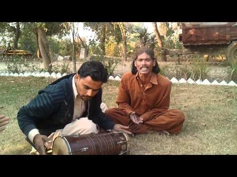Ashraf Litti & the Beatles Pakistan folk singer Jh