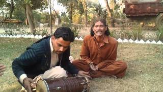Ashraf Litti & the Beatles Pakistan folk singer Jh