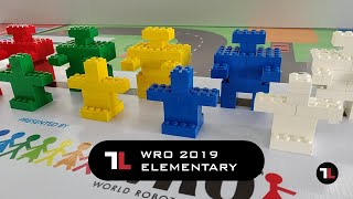 WRO 2019 Elementary Mission Explained