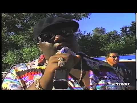 Notorious BIG promo for Straight From The Streets by filmmaker Keith O'Derek