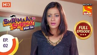Shrimaan Shrimati Phir Se - Ep 2 - Full Episode - 14th March, 2018