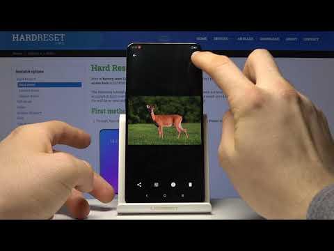 Lenovo Z5 PRO — Как изменить обои — Смена картинки рабочего экрана
