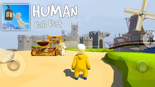 Human Fall Flat - Android  Ios First Gameplay Walkthrough