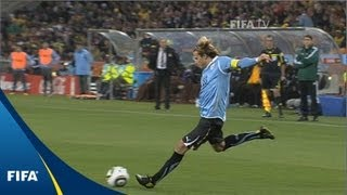 FIFA World Cup moments: Diego Forlan