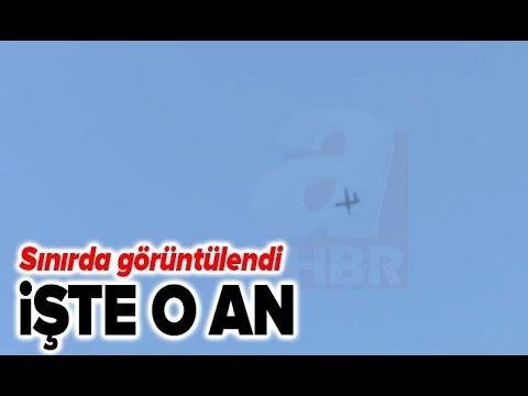 Son Dakika: İHA'lar Sınır Hattında Uçuş Yapıyor! / A Haber