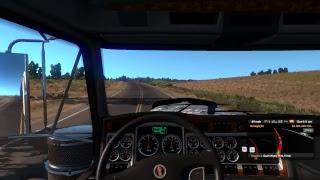 American Truck Simulator open beta 1.32