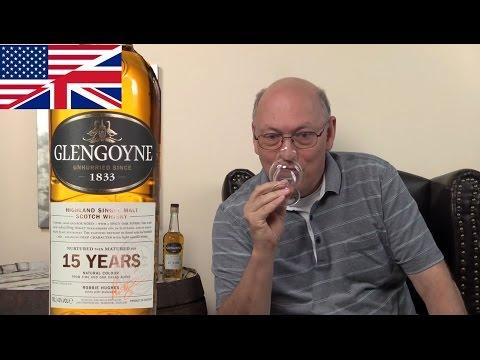 Whisky Review/Tasting: Glengoyne 15 Years