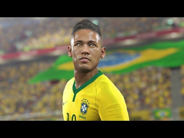 Pro Evolution Soccer 2016 (видео)