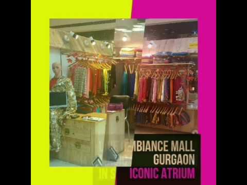 Etash Magic Saree at Ambiance Mall gurgaon
