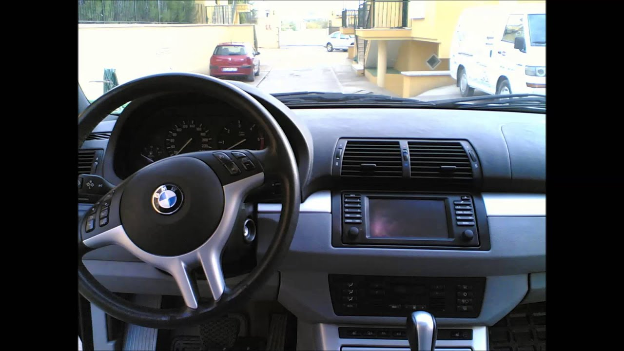 2005 BMW X3 EfficientDynamics Concept - YouTube