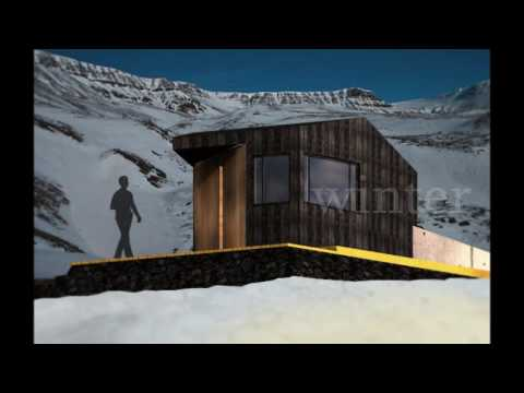 DESIGN IT Shelter Competition : Esja Mountain Skýli, Iceland