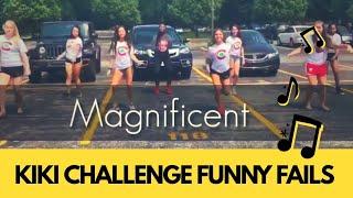 Kiki Chalenge Funny Fails