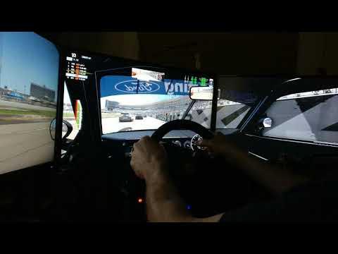 PC 2 Texas Motor Speedway... Ford Zakspeed Capri