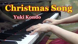 クリスマスソング第3弾です。ロマンティックなホワイトクリスマスをお届...