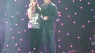 Sarah Geronimo with John Lloyd a very special love LIVE (araneta, the next one)