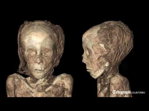 Secrets of the mummy revealed
