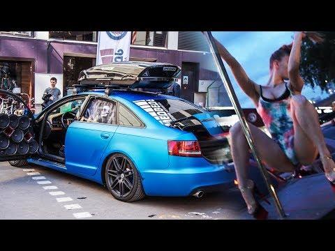 Розыгрыш Opel Calibra за 300 тысяч рублей. Наваливаем для всех. Вызвали полицию