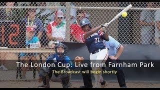 2018 London Cup Championship: France vs. GB U19