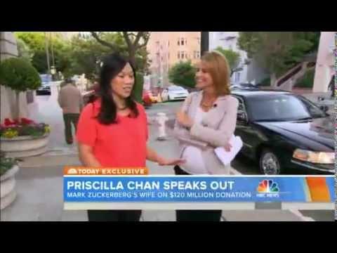 Meet Mark Zuckerberg s wife Priscilla Chan