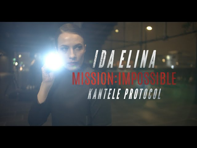 Mission Impossible - Acoustic cover - Ida Elina