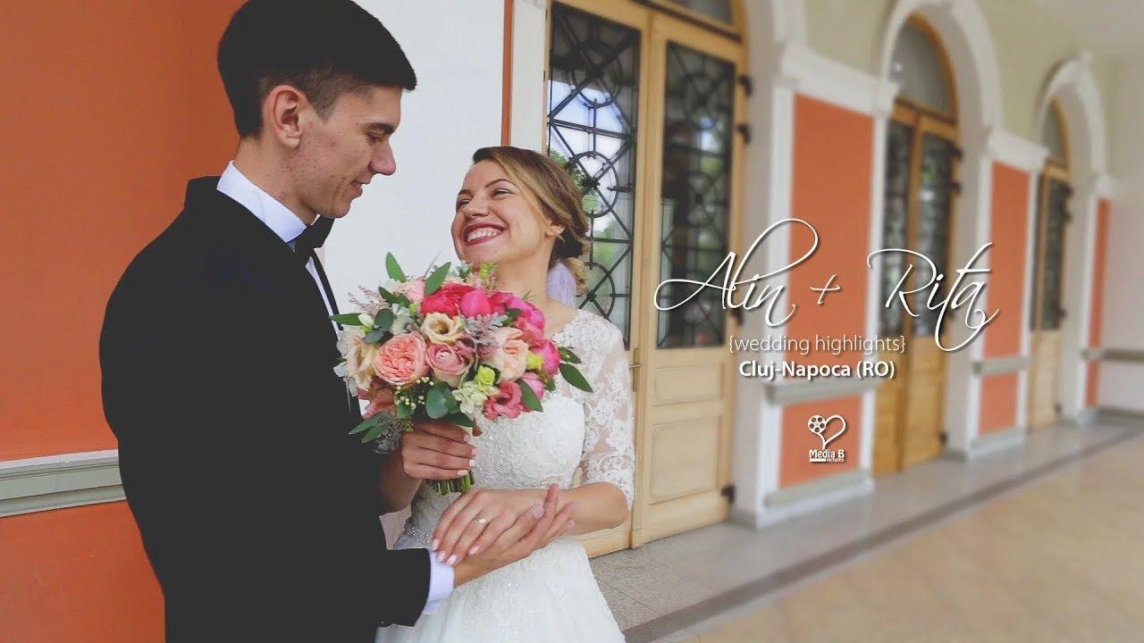 Clip Filmare Nunta Hotel Stil Cluj Napoca Alin Rita Youtube