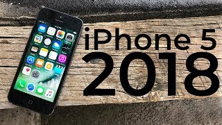 Using the iPhone 5 in 2018 - Review