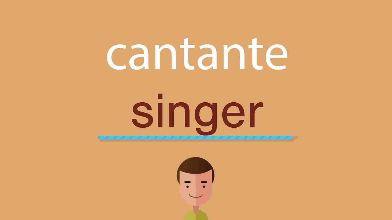 Patricia Valença Artesanato ~ Cómo se dice cantante en inglés YouTube