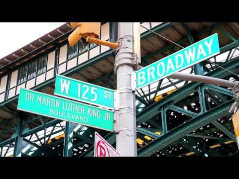 ^MuniNYC - West 125th Street & Broadway (Harlem, Manhattan 10027)