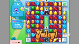 Candy Crush SODA SAGA level 265 No boosters