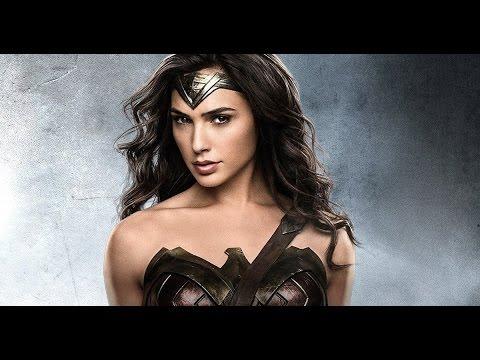Wonder Woman : Gal Gadot - Pastel Drawing