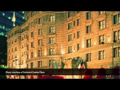 Brad Hudson: Fairmont Copley Plaza Centennial