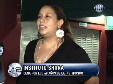 INSTITUTO SHIIRA - CELEBRÓ SUS 40 AÑOS