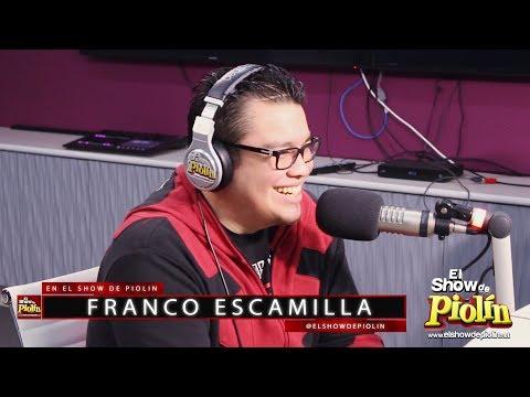 Franco Escamilla en El Show de Piolin