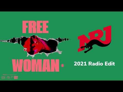 Lady Gaga - Free Woman (Official 2021 Radio Edit)
