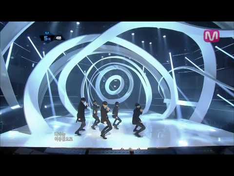 세븐_내가 노래를 못해도(When I Can't Sing by SE7EN)@Mcountdown_2012.03.01)