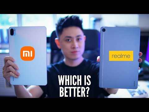 Realme Pad vs Xiaomi Mi Pad 5! Two HOTTEST Tablets Right Now!