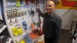 Обзор продукции по строповке и буксировке. Наш магазин продолжает работу в 2019 году. Удачи нам ;-)