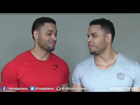 Lifting Heavy Overrated @Hodgetwins