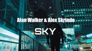 【耳機福利】Alan Walker & Alex Skrindo - Sky 3D環繞 By◆Carlos