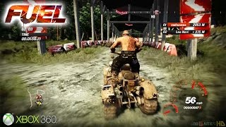 Fuel - Xbox 360 / Ps3 Gameplay (2009)