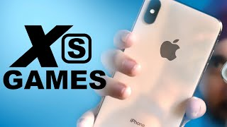 iPhone XS Max Gaming Review!