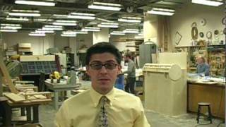Mymuseum Center In A Minute - Behind-the-scenes Wood Shop - Episode Li