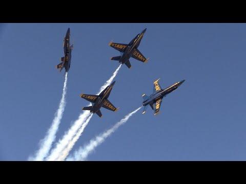 MCAS Miramar Airshow 2014 - Blue Angels