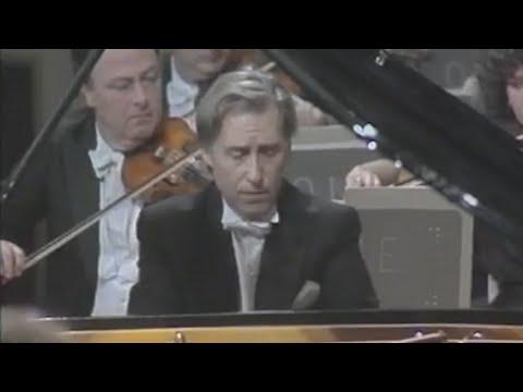Joaquín Achúcarro: Rachmaninov 3 Piano Concerto, Spanish RTVE Orchestra, W. Weller (1987)
